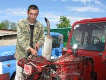 Кубанский тракторист