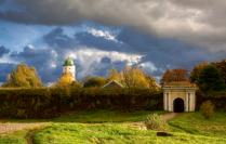 Фридрихсгамские ворота.
