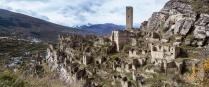 Руины Старого Кахиба