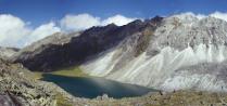 Изумрудное озеро.