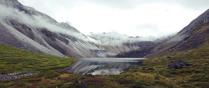 Долина изумрудных озёр. Восточные Саяны. август 2013