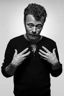 Портрет актера Д.Донченко