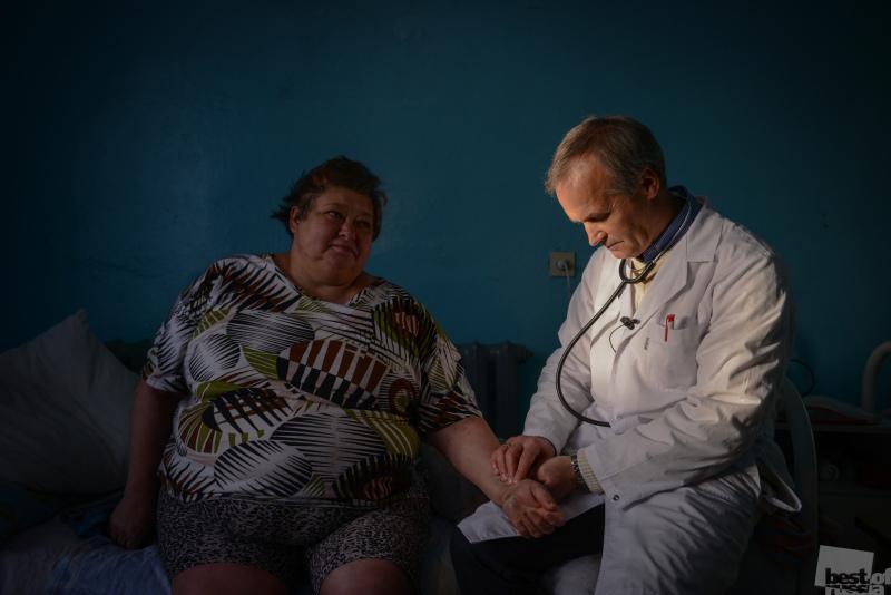Сельский доктор Сергей Вишняков