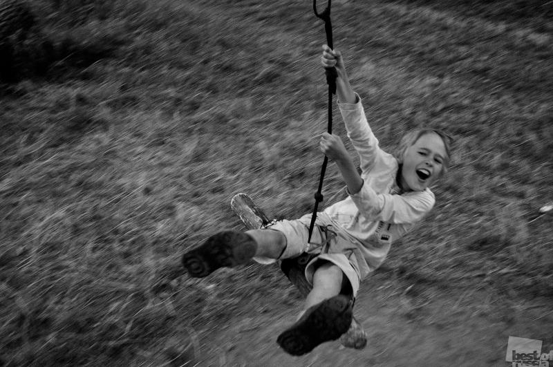 Детство: орлята учатся летать!