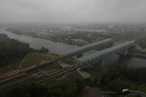 Облачность над Москвой рекой