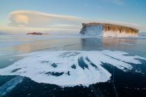 Острова в зимнем сне