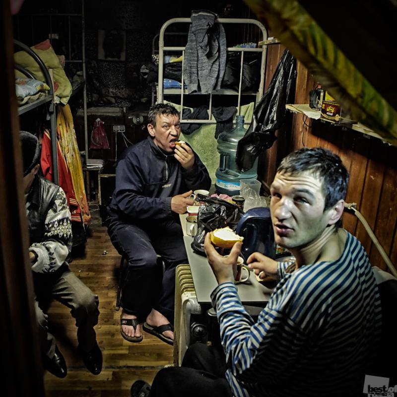 Завтрак мигранта