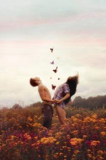 Любовь дает крылья