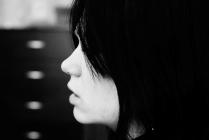 Черно-белый профиль