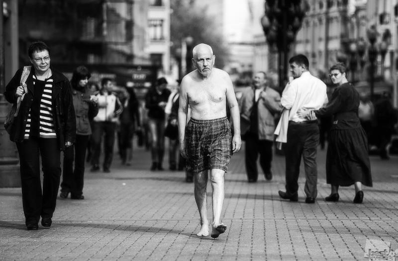 А я иду, шагаю по Москве...