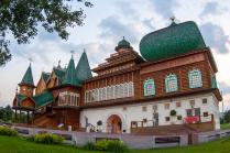 Деревянный дворец Алексея Михайловича