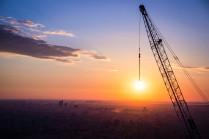 Восход солнца вручную
