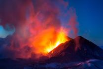 Извержение вулкана Толбачик 2.