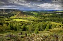 Хребет Нурали - исток реки Миасс