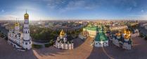 Кремль. Соборная Площадь.