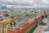 Кремль. Спасская башня.
