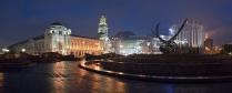 Москва. Площадь Европы
