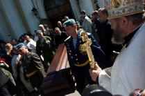 Похороны режиссера Алексея Балабанова