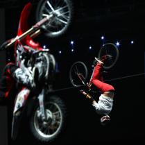 Цирк Нитро в Москве