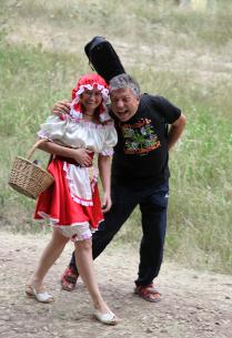 Красная Шапочка и Серый Волк. 30 лет спустя.
