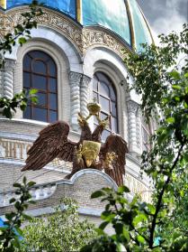Орехово-борисовский монастырь.