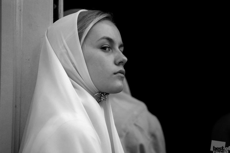 портрет незнакомой москвички