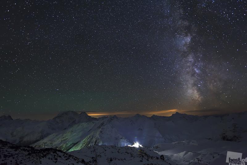 Холодные звезды Кавказа