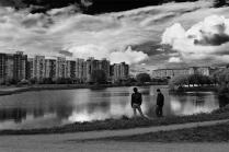 Проспект Славы. Рыбаки