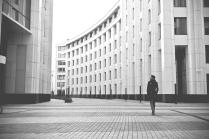Одинокая прогулка