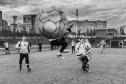 Уличный футбол