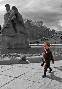 Правнук Сталинграда.