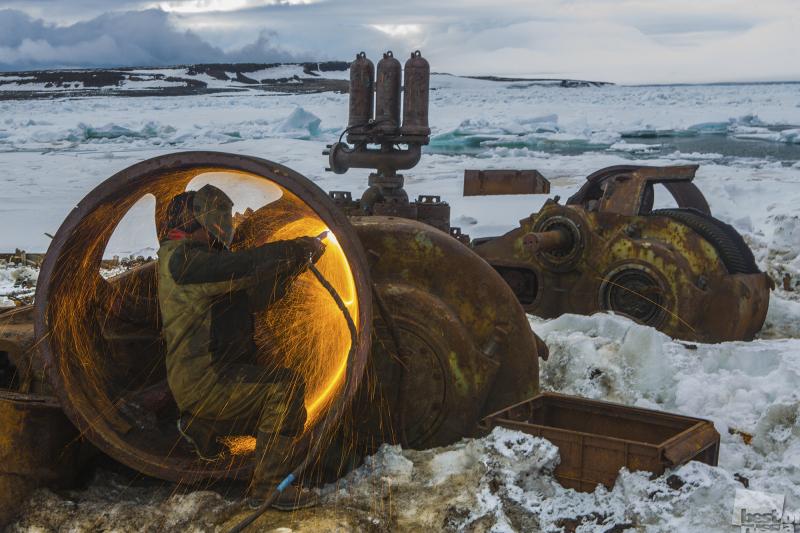 Арктическая колесница