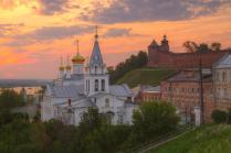 Нижний Новгород. Ильинская церковь