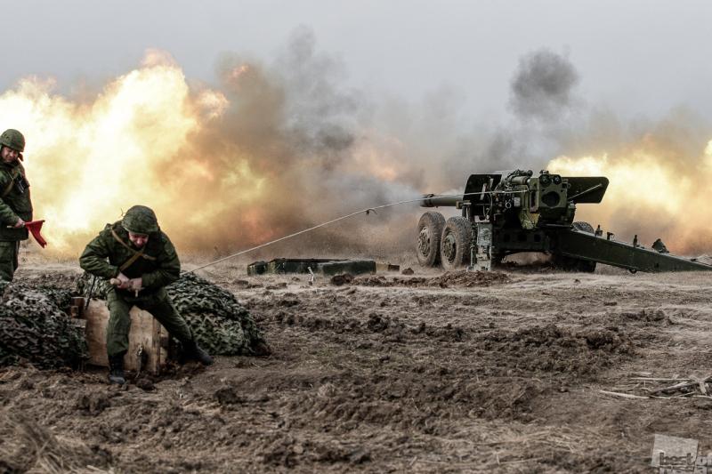 Артиллерия - Бог войны
