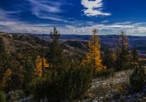 Осень на Южном Урале