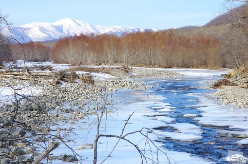 Дикая река Маргаритовка
