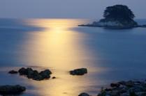 Вид на остров Томящегося Сердца
