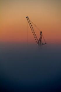 Стройка в облаках