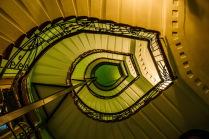 У подножия лестницы