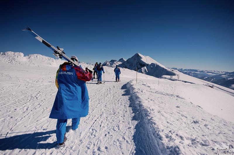 Олимпийские вершины