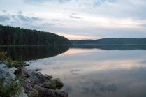 Evening calmness