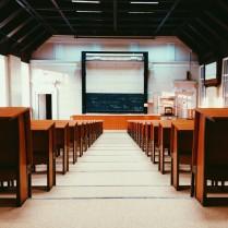 Famous BMSTU auditorium