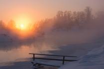 Солнце просыпается, утро начинается..