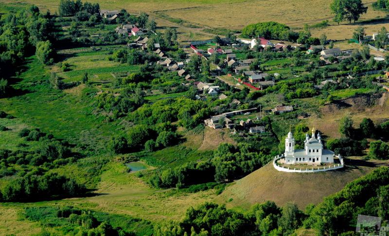 Посёлок Епифань