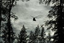 Долгожданный вертолёт