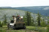 Геологи на перевале