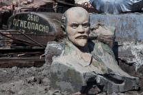 Огнеопасный Ленин