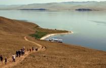 Остров Огой -необитаемый остров на Байкале