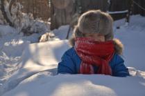 Снежное счастье