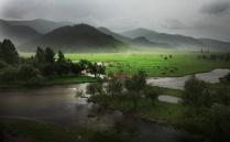 Долина реки Урсул